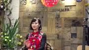 丽江夏夏手鼓美女宝贝丽江倩一瞬间教学图片
