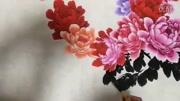 中国书画技法——写意牡丹的画法