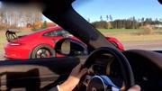 保時捷911 GT3 40的魅力讓車主把AMG GT-R給退了