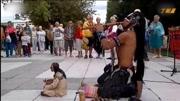 憑一曲《最后的莫西干人》火遍世界的印第安人中國音樂之旅