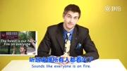 学生英语学不好,老师便把英语翻译成汉语来教,太有才了