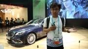 CES Asia成车展,宝马隔空触控尽显黑科技
