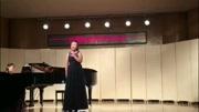 实力唱将,武汉音乐学院美女演唱《给我一个理由忘记》好听到爆