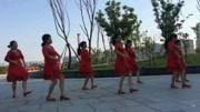 華府景城廣場舞健身隊 愛的思念