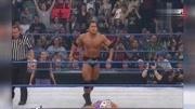 WWE十大巨星令人震惊的回归!巨石强森 布克T …