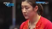 陈梦王曼昱回顾世乒赛征程,以及未来乒乓球的发展