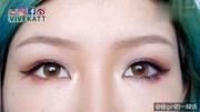 個性干練魅力單眼皮妝容 清爽十足活潑可愛