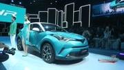 广汽丰田TNGA家族首款SUV,CHR正式上市