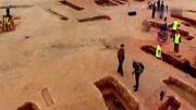 河南三門峽市郊發現數量驚人古墓葬群——《經典傳奇》