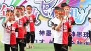 梅庄新区幼儿园学前班舞蹈《张灯结彩》