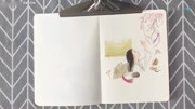 美拍視頻: 古風手帳排版#學習#
