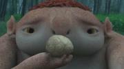 原来捉妖记中的胡巴是这么拍的,被演员玩坏,萌死了!