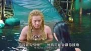 葉羅麗變成美人魚 在大海遇到粉紅章魚