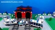 乐高大坝决口:霍格沃茨大厅