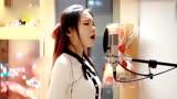 韓國女神JFla,翻唱《冰雪奇緣》主題曲,網友:這就是艾莎本