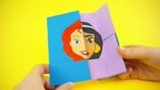迪士尼公主系列:繼姐幡然醒悟,對自己施魔法