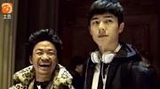 王宝强、刘昊然《唐人街探案2》街头拍摄花絮。