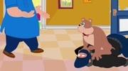 汤姆的主人琼妮_猫和老鼠:小偷闯进主人家,汤姆和杰瑞捉住小偷却被狗抢了功劳!