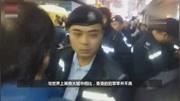 """川人全场""""撑阿Sir"""", 香港警察回应:感动到哭"""