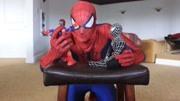 蜘蛛侠全战衣盘点,第三种最强力!最后一个最酷炫!