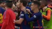 西甲獎杯已到諾坎普 巴薩奪冠梅西將現場捧杯