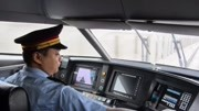火車司機開火車實拍:嚴格把控每個細節,火車要兩人配合才能開!