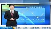 沙塵天氣預報(20090428 CCTV-1 聯播天氣預報19:31)