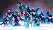 漫威2019科幻片《復仇者聯盟4:終局之戰》自制版預告片