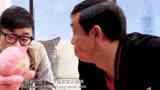 煎餅俠:大鵬你這是和小岳岳的多大的仇怨,還買鋼的棒球棍