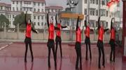 场舞圣地拉萨分解动作_32爱运动之高安子君广场舞 圣地拉萨 正面演练及教学