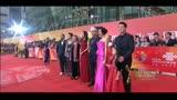 北京電影節閉幕紅毯 徐崢莫文蔚攜《催眠大師》劇組亮?