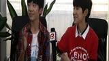 TFBOYS專訪-20140507中國娛樂報道采訪王源易烊千璽