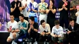 140714 白舉綱 電影《我就是我》北京首映禮合照之廣場