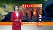 河南衛視天氣預報廣告