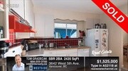 52118: 5BR 2.0BA $1,525,000 3642 West 5th Ave. Vanco...