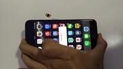 coolpad酷派大神8720l手機中國移動4g版開關機畫面