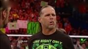 WWE12年1000期RAW 送葬者回归 毁灭兄弟重聚 720P高清