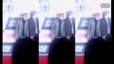 141124 JYJ 出席电影《Big Match》VIP首映会[Xia Budding]