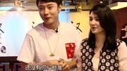 网友偶遇张丹峰夫妇 洪欣素颜瘦不少 和丈夫全程零交流