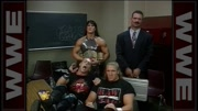 WWE,斯汀vsTriple H,斯汀遭暴打,駙馬爺的實力真不是蓋的