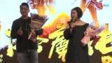 20171110_謝依霖出席電影《降魔傳》上海校園見面會