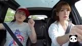 《屌絲大鵬爆笑視頻》第13集,老司機柳巖帶孫子飆車!超搞笑!