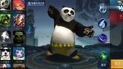 功夫熊貓3(片段)熊貓看到自己的同門全變成翡翠僵尸!