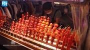 家庭糖葫芦的制作方法 草莓糖葫芦的做法