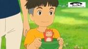 宮崎駿經典動畫,小伙海邊撿到一條金魚,長大竟變成美人魚