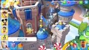 迪士尼夢幻王國     可以乘坐摩天輪的游戲