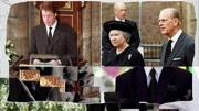 當戴安娜王妃遺體被運往倫敦市中心時,護衛隊遇到萬萬沒想到的事