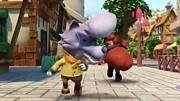 猪猪侠之梦想变形者第1集一款守卫老鹰由狮子玩具牛组成的图片