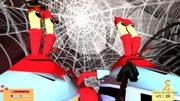 豆豆先生:蜘蛛網