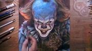 好尸六分钟带你看完【小丑回魂IT】观看五分钟害怕两小时,小丑会借助恐惧回来找小朋友
